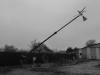 Mat éolienne autoportant basculant 9 m - Kestrel e160i - NEMESIS
