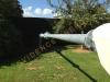 Mat éolienne autoportant basculant 9 m - Evidence energy
